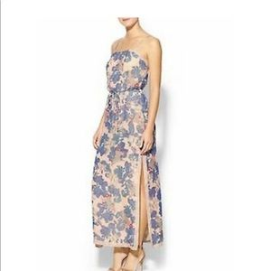Twelfth Street Cynthia Vincent paisley maxi dress